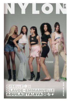 Giselle, Claude-Emmanuelle, Aquila, Zya, Ava